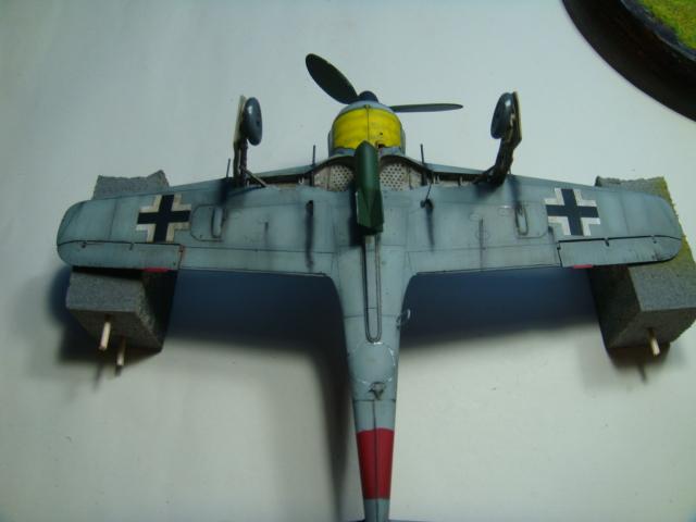 Focke-Wulf Fw 190A-8  .eduard Weekend Edition a 1/48.. ( TERMINADO  ) DSC08108