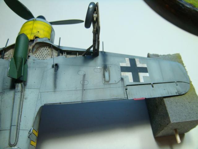 Focke-Wulf Fw 190A-8  .eduard Weekend Edition a 1/48.. ( TERMINADO  ) DSC08109