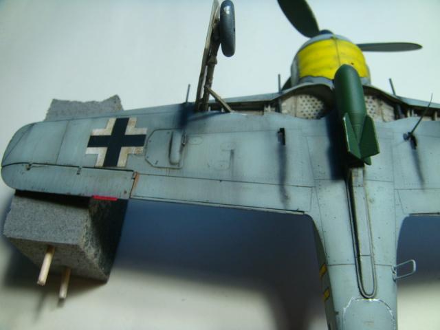 Focke-Wulf Fw 190A-8  .eduard Weekend Edition a 1/48.. ( TERMINADO  ) DSC08110