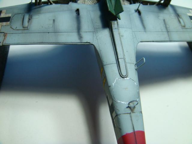 Focke-Wulf Fw 190A-8  .eduard Weekend Edition a 1/48.. ( TERMINADO  ) DSC08111