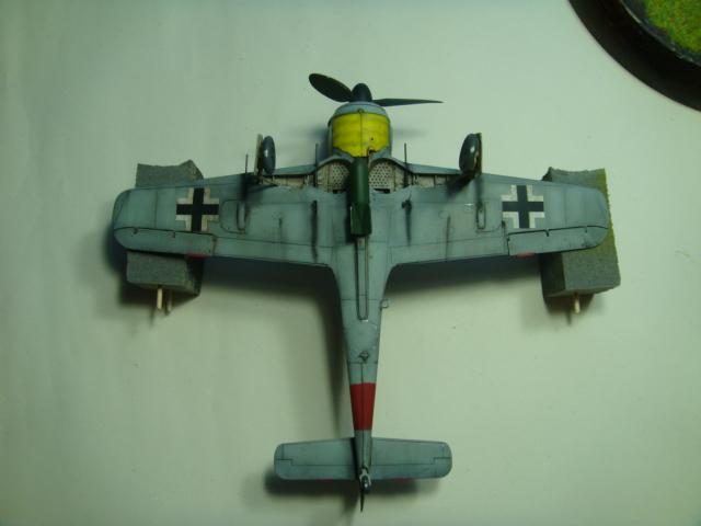 Focke-Wulf Fw 190A-8  .eduard Weekend Edition a 1/48.. ( TERMINADO  ) DSC08112