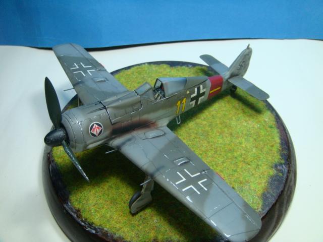 Focke-Wulf Fw 190A-8  .eduard Weekend Edition a 1/48.. ( TERMINADO  ) DSC08113