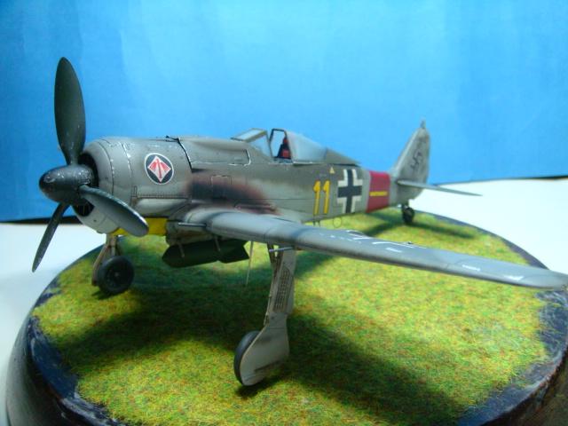 Focke-Wulf Fw 190A-8  .eduard Weekend Edition a 1/48.. ( TERMINADO  ) DSC08115