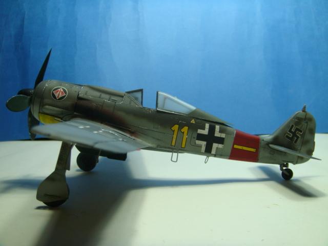 Focke-Wulf Fw 190A-8  .eduard Weekend Edition a 1/48.. ( TERMINADO  ) DSC08128