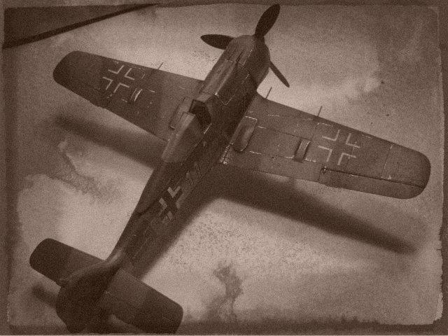 Focke-Wulf Fw 190A-8  .eduard Weekend Edition a 1/48.. ( TERMINADO  ) DSC08130