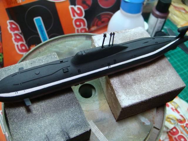 Submarino nuclear Ruso Clase «Akula»    DSC09093_zps41e7dd42