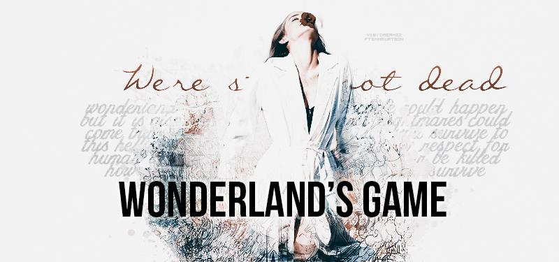 Wonderland's game