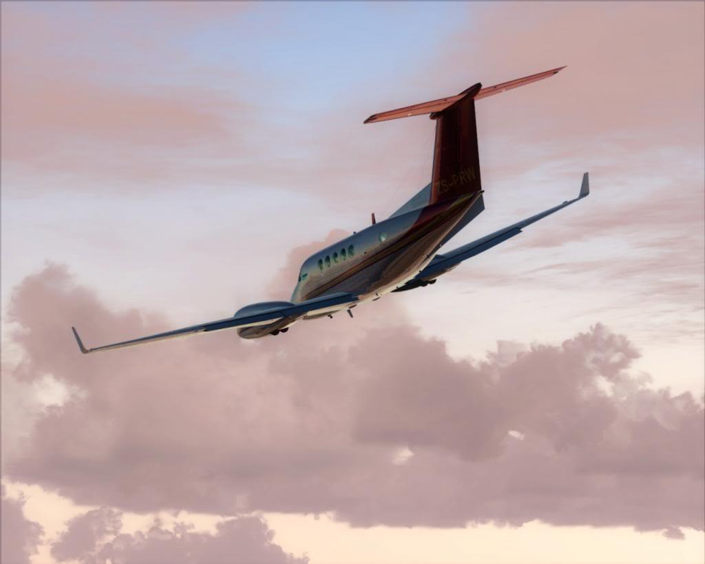 Dusk flight 1-6
