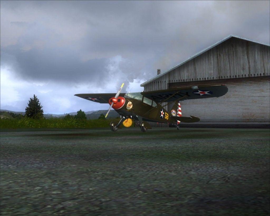 Hilltop Airstrip 1-74