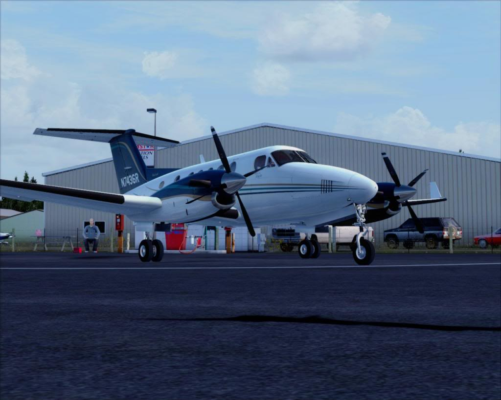 Carenado B200 King Air (Review de Rodrigo Sotto-Maior) 1