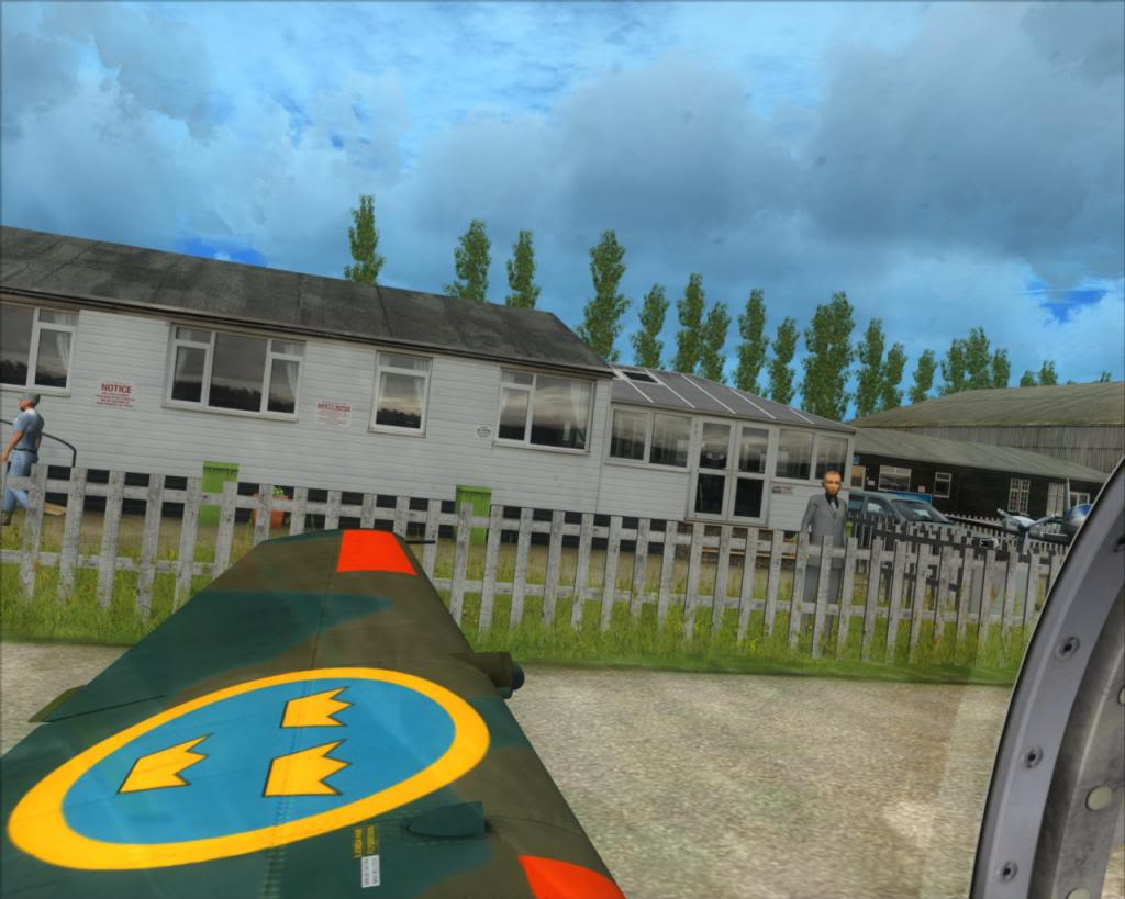 Stapleford Airfield 10-21