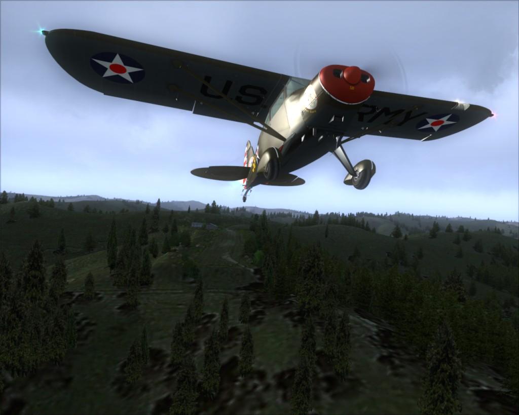 Hilltop Airstrip 10-50