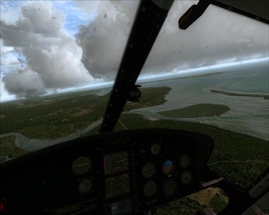 Novo brinquedo - AS350 10a