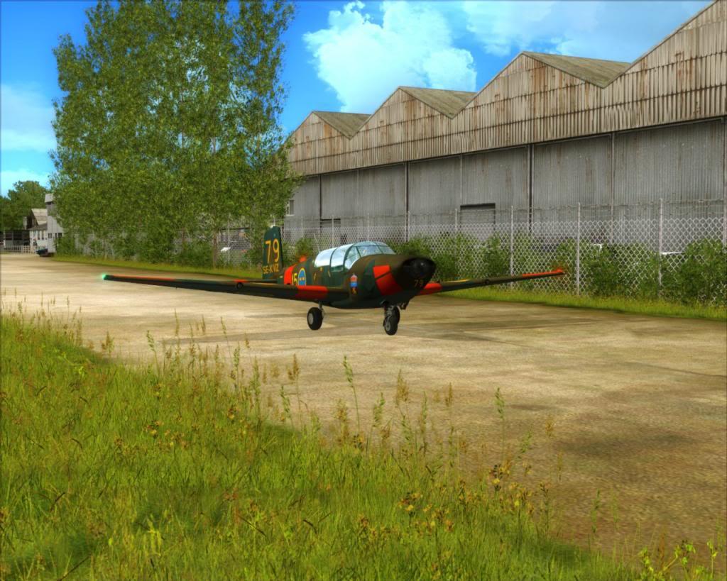 Stapleford Airfield 12-18