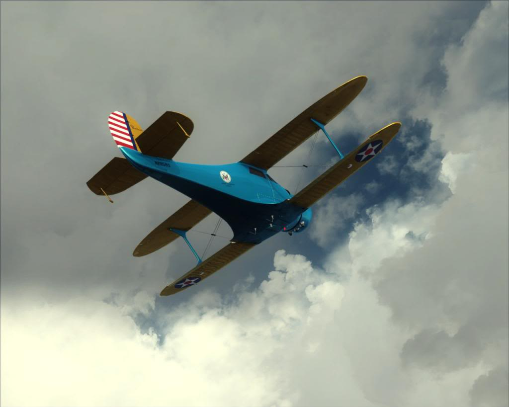 Staggerwing 12-25