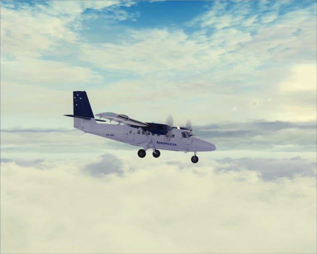 Wanervale to Aeropelican 12-31
