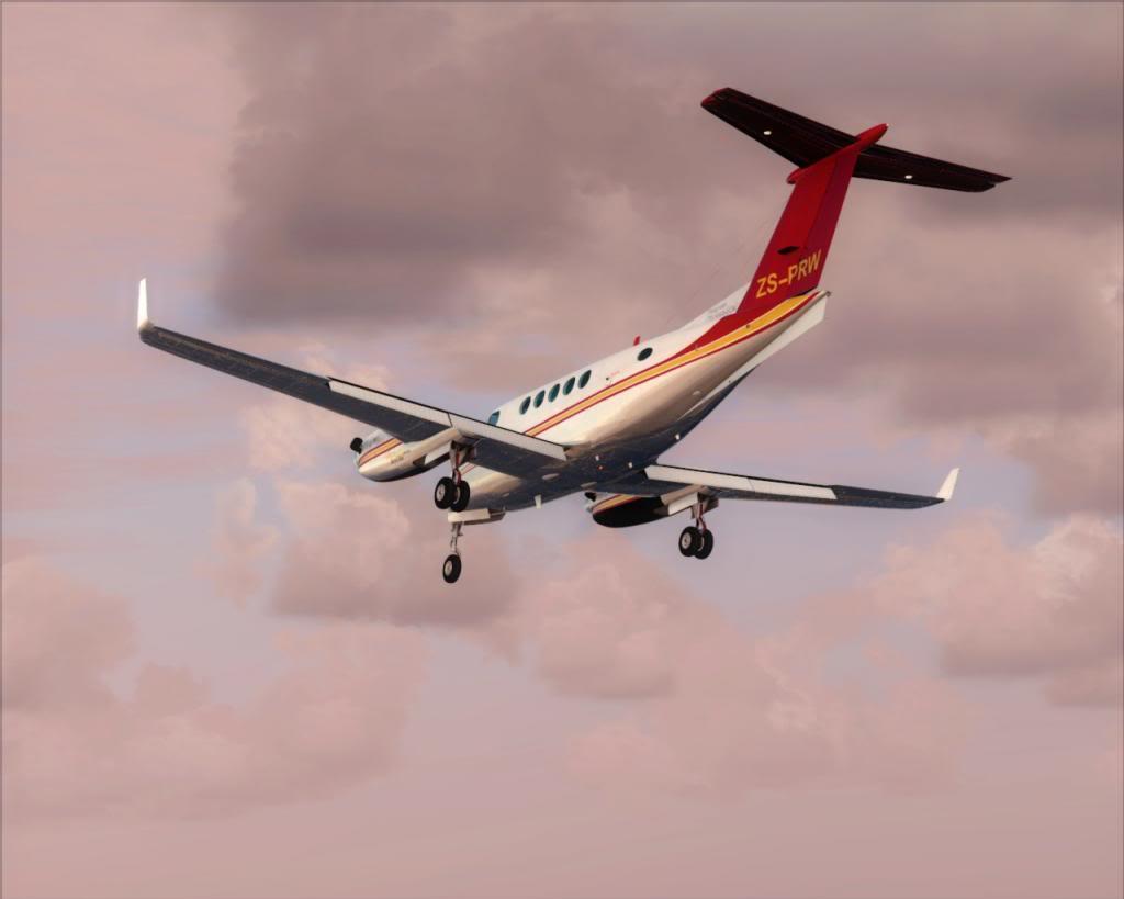 Dusk flight 12-4