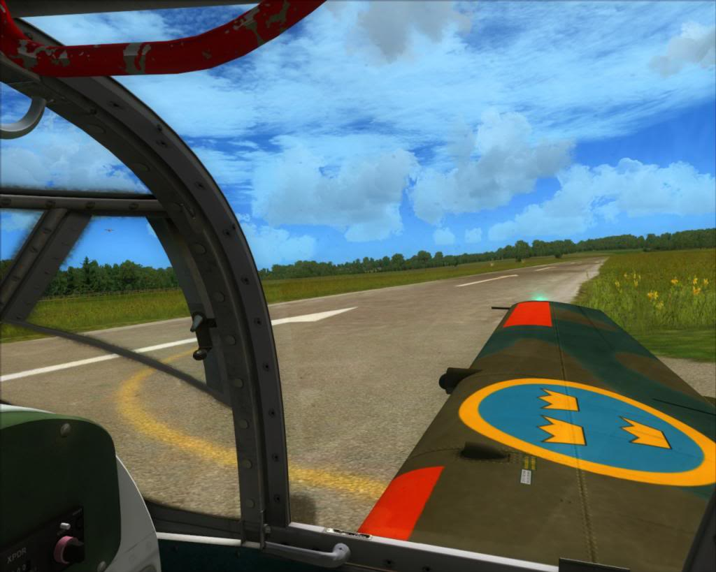 Stapleford Airfield 13-21