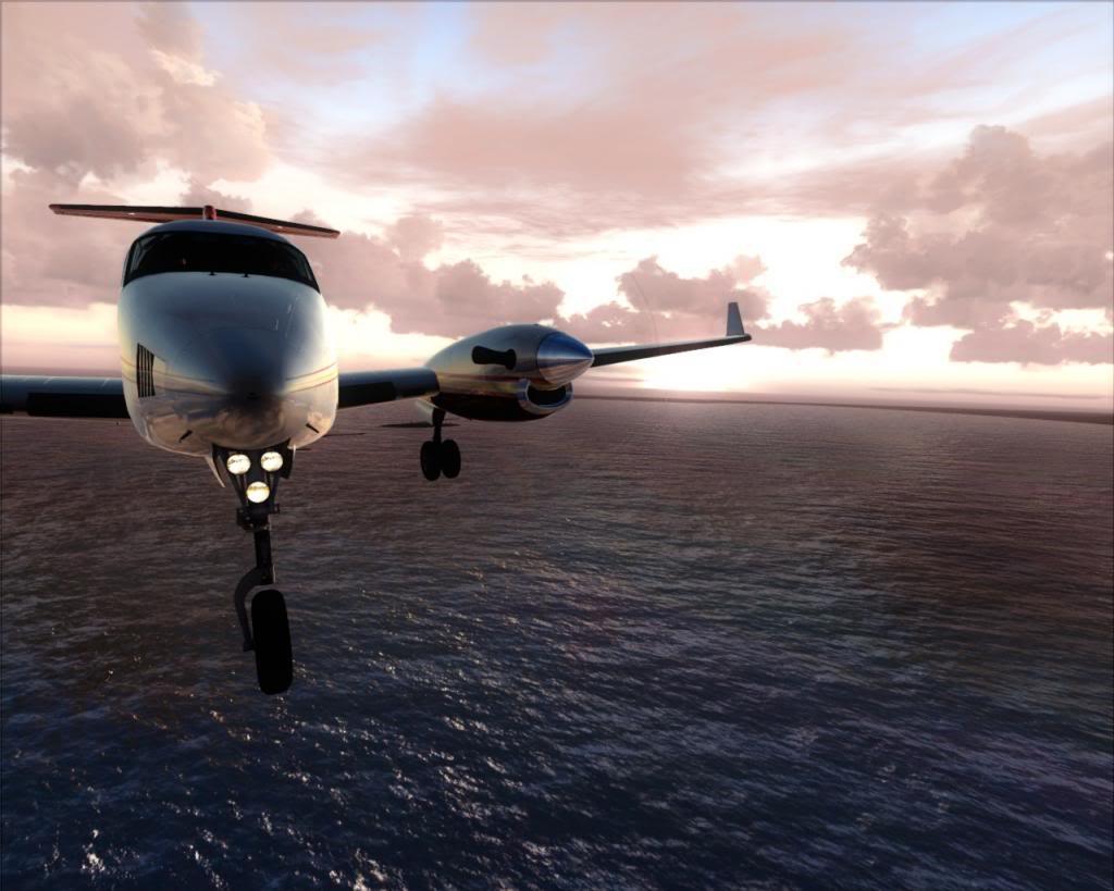 Dusk flight 13-4