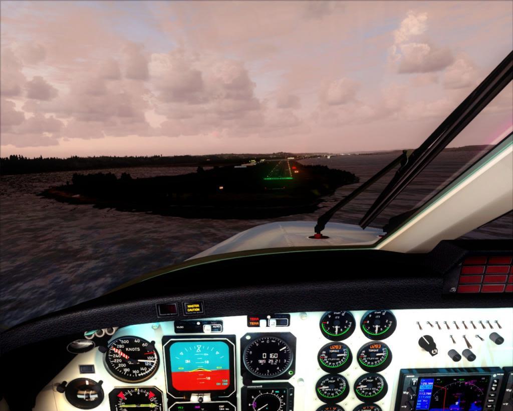 Dusk flight 14-4
