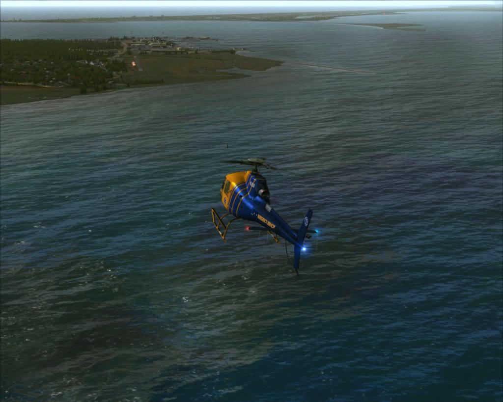 Novo brinquedo - AS350 14a