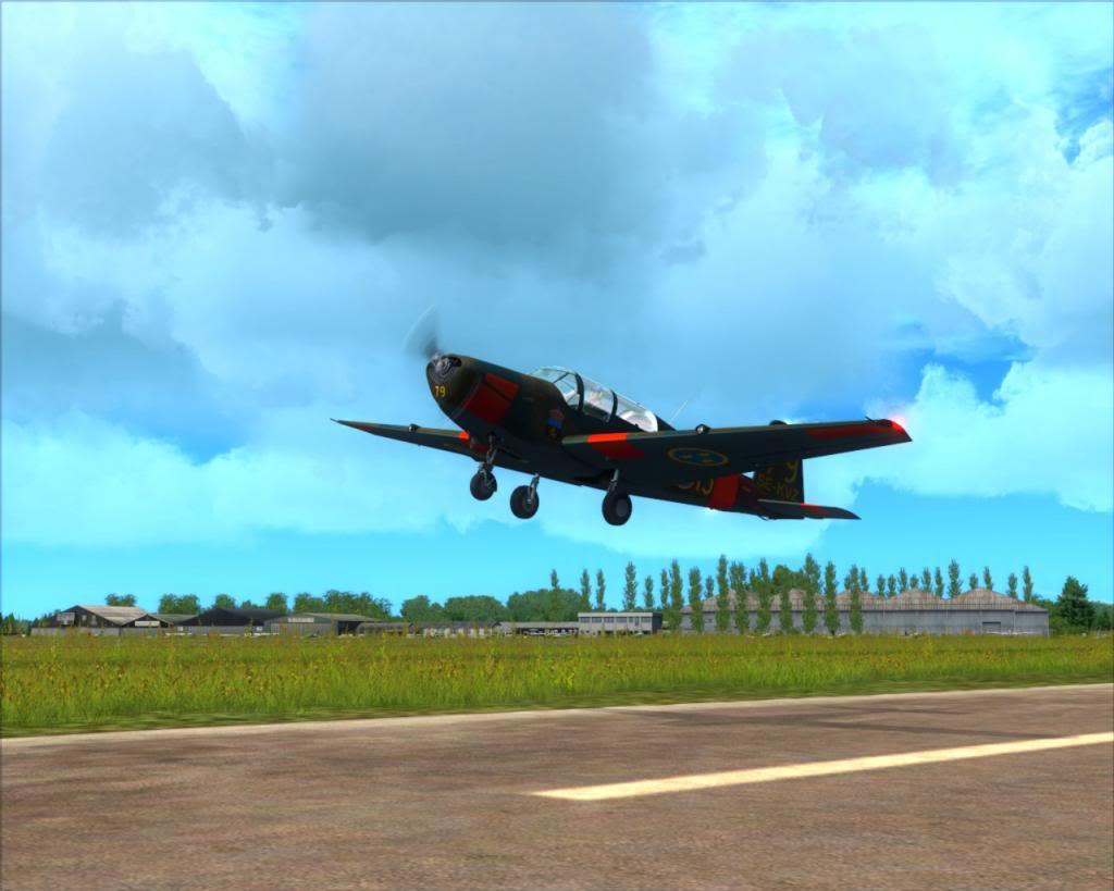 Stapleford Airfield 15-19