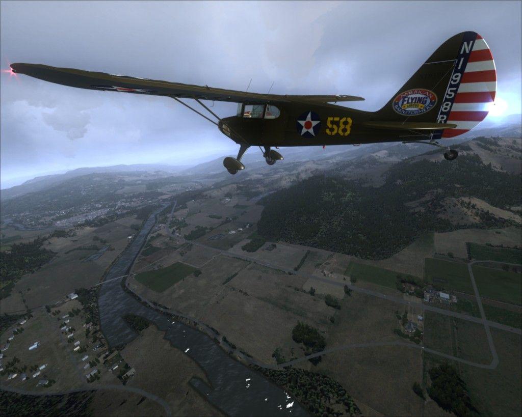 Hilltop Airstrip 15-46