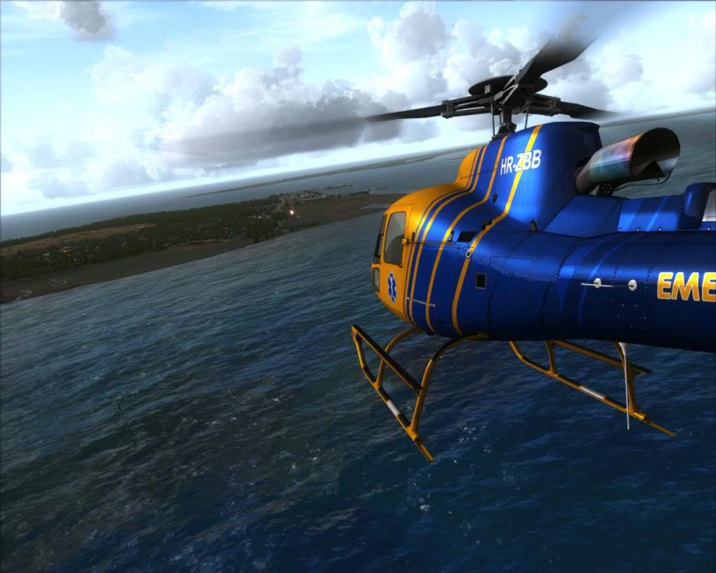 Novo brinquedo - AS350 15a