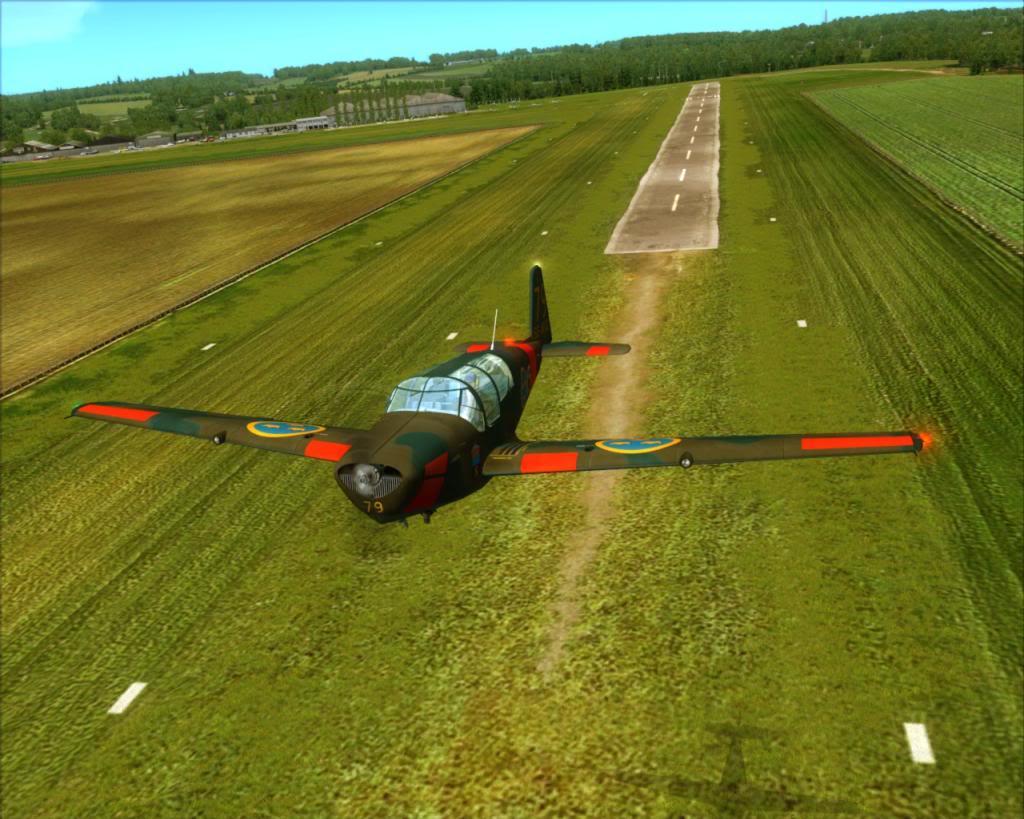 Stapleford Airfield 16-18