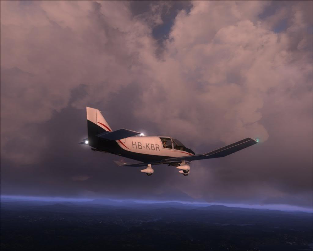 Robin DR400 X 16-20