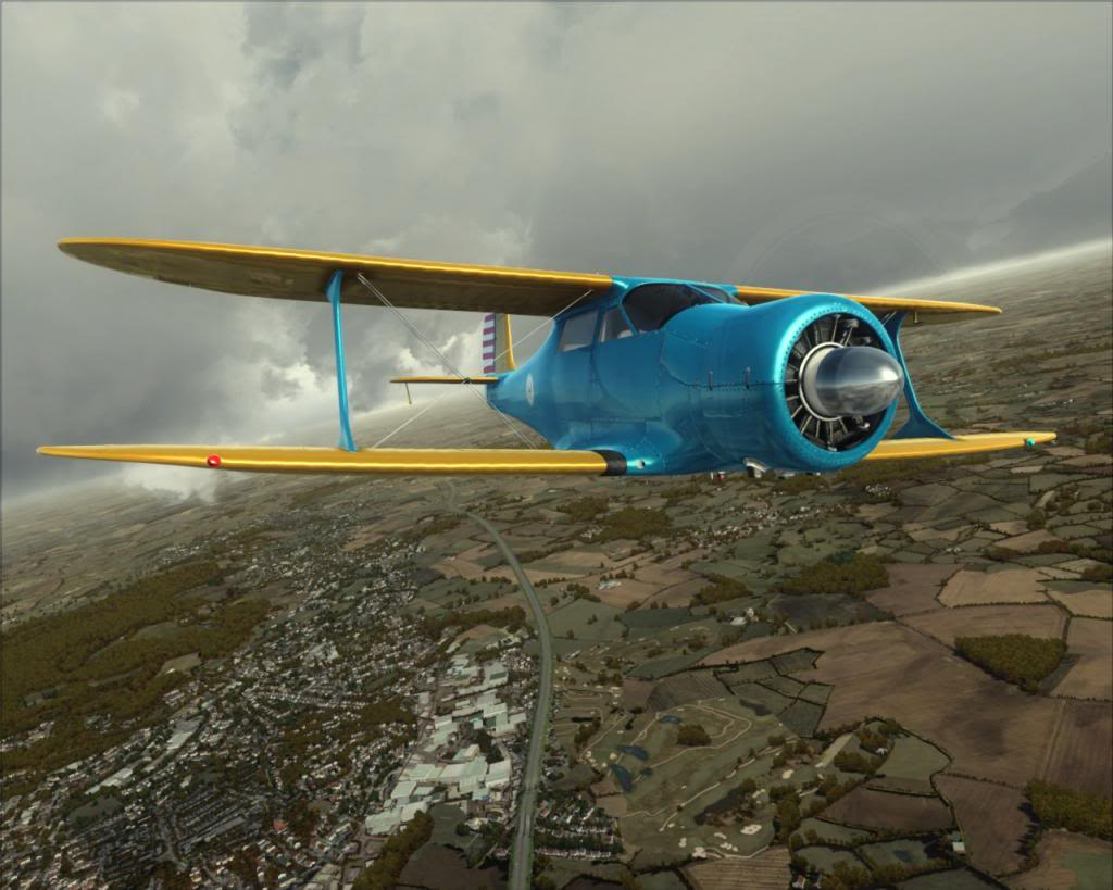 Staggerwing 16-23