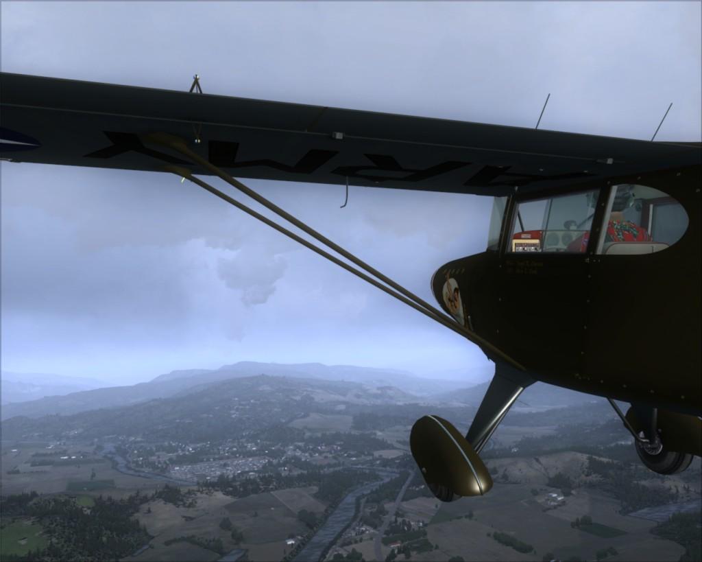 Hilltop Airstrip 16-42