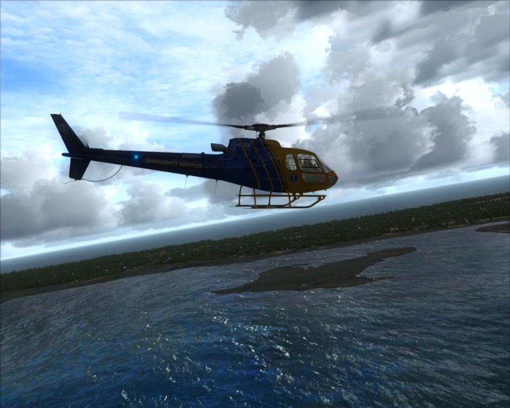 Novo brinquedo - AS350 16a
