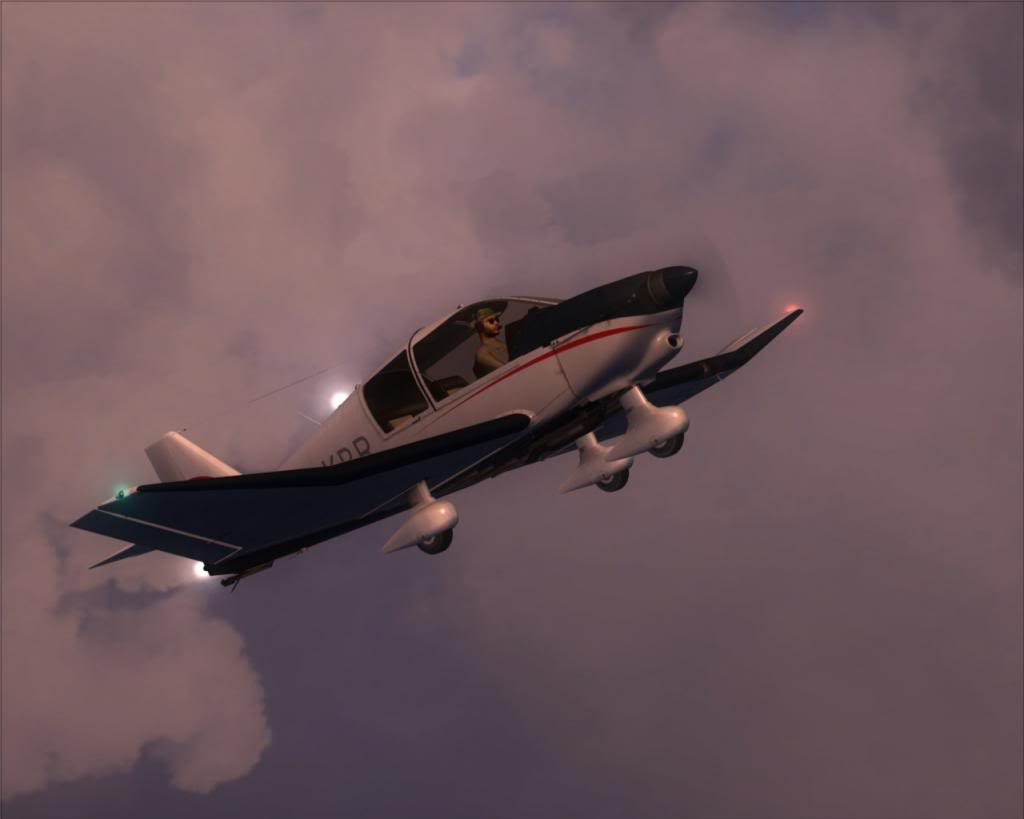 Robin DR400 X 17-18