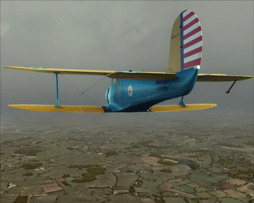 Staggerwing 17-22
