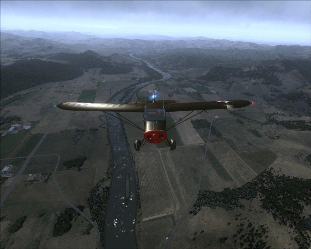 Hilltop Airstrip 17-40