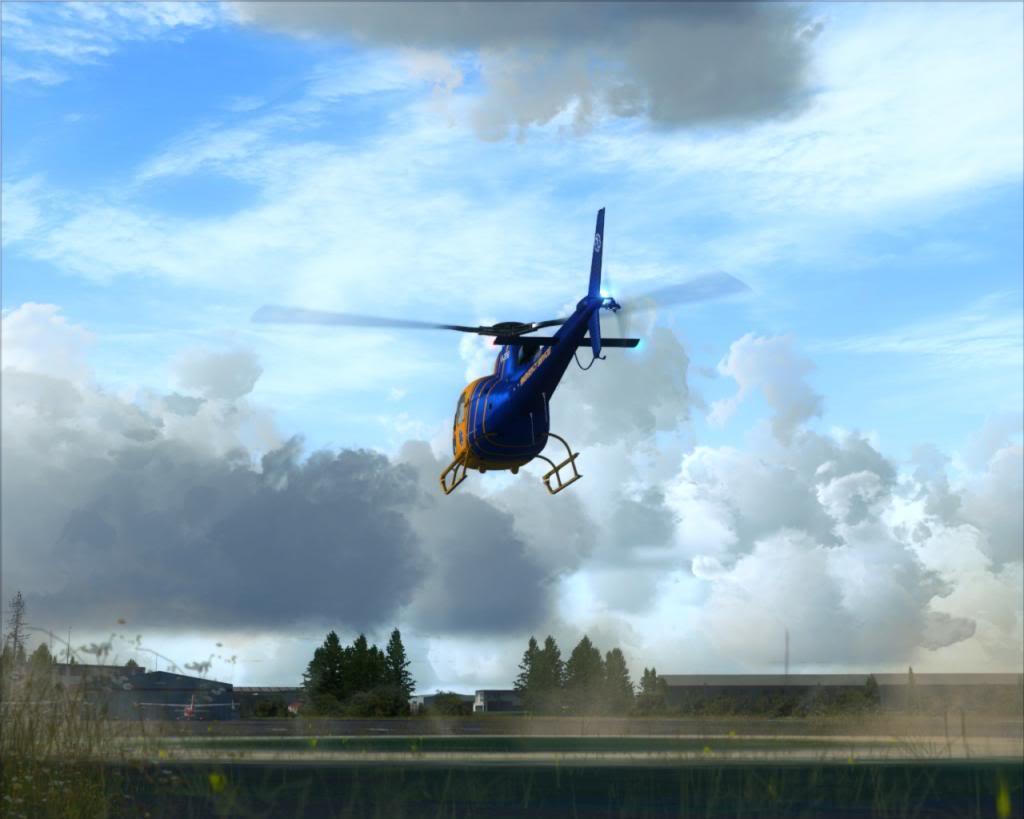 Novo brinquedo - AS350 18a