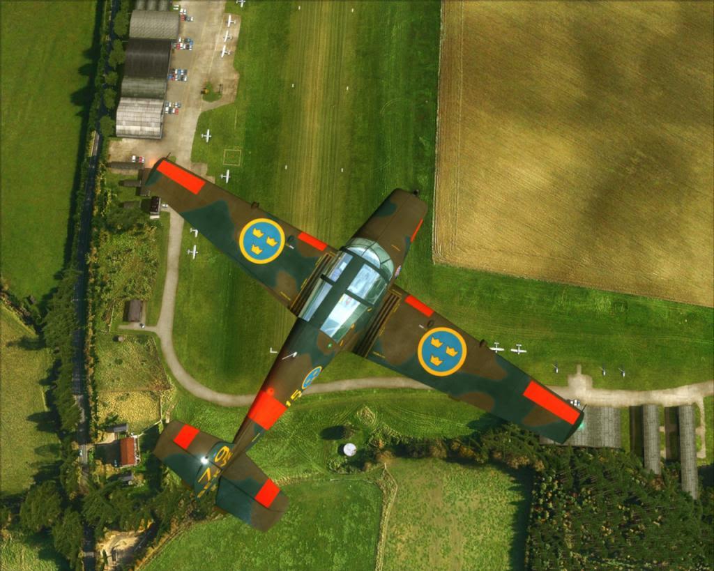 Stapleford Airfield 19-13