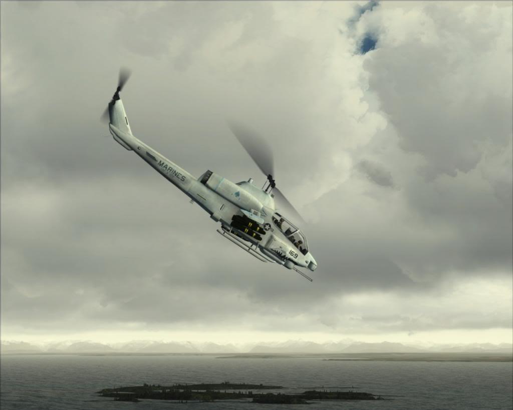 Fighter, heli e outros 19-18