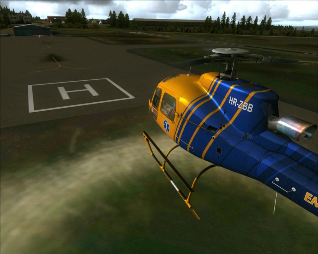 Novo brinquedo - AS350 19a