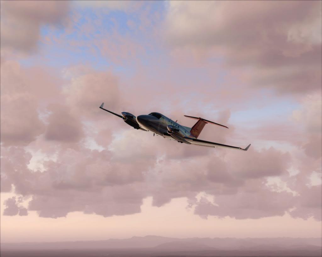 Dusk flight 2-6