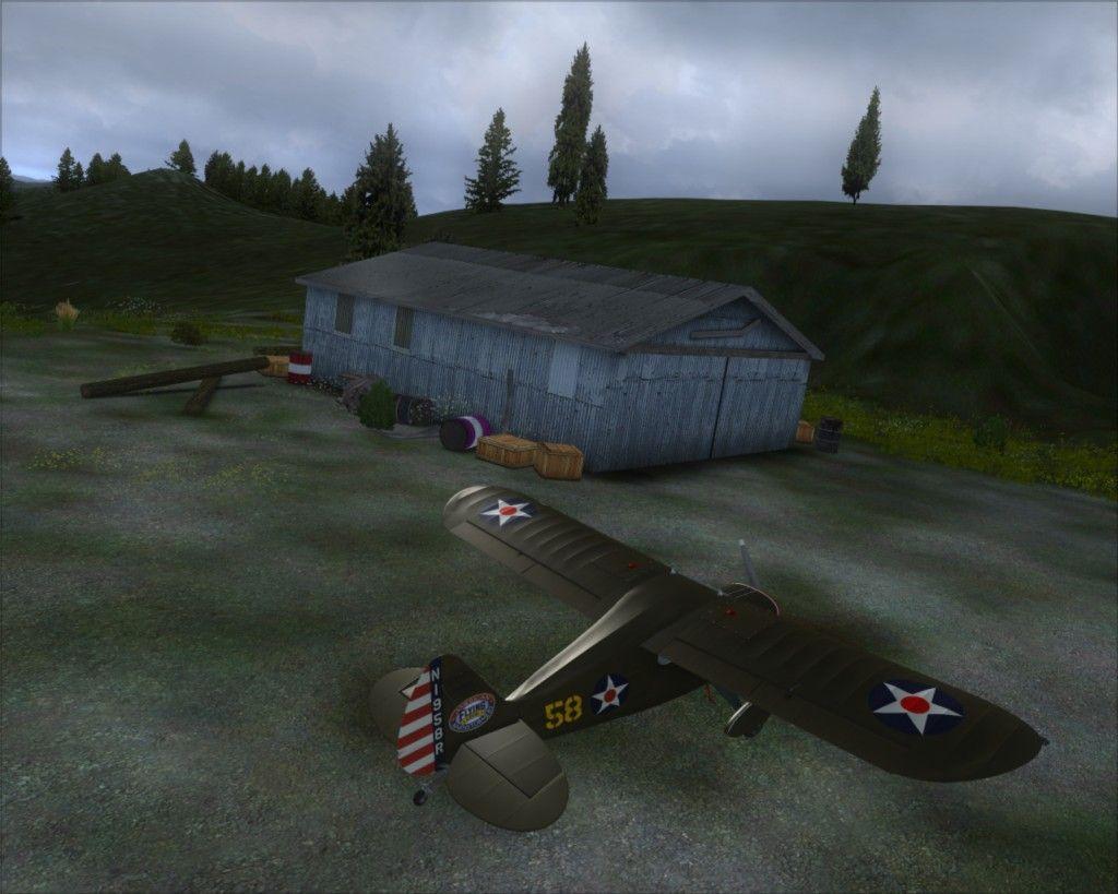 Hilltop Airstrip 2-63