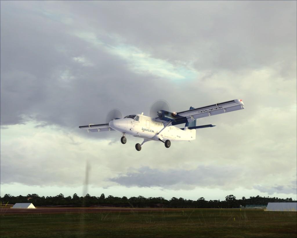 Wanervale to Aeropelican 20-23