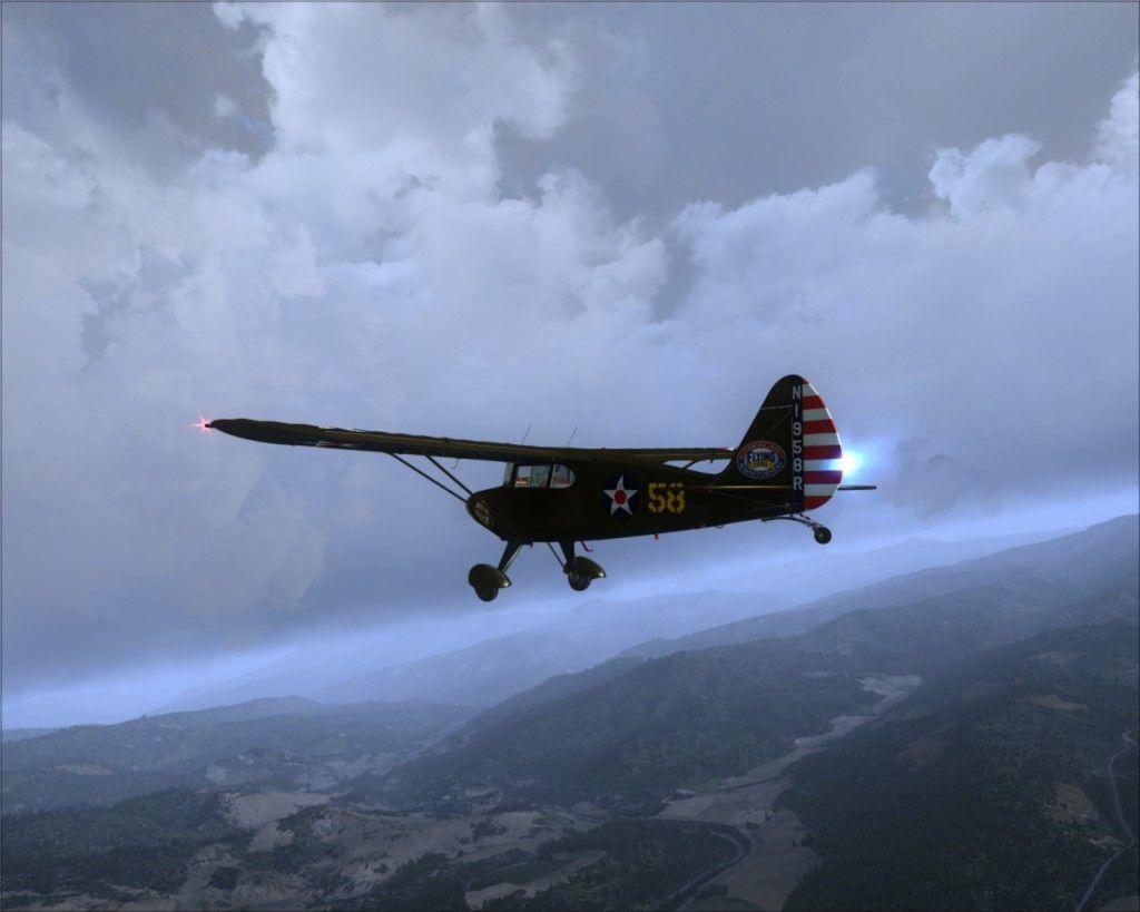 Hilltop Airstrip 20-34