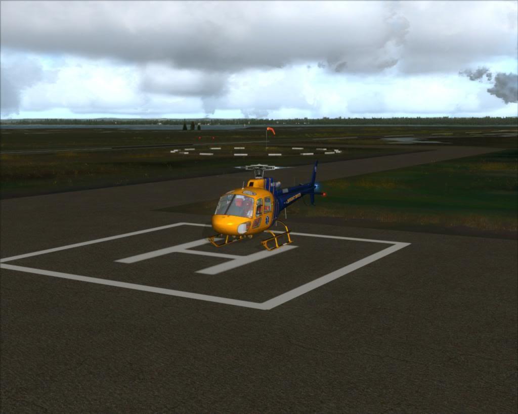 Novo brinquedo - AS350 20a