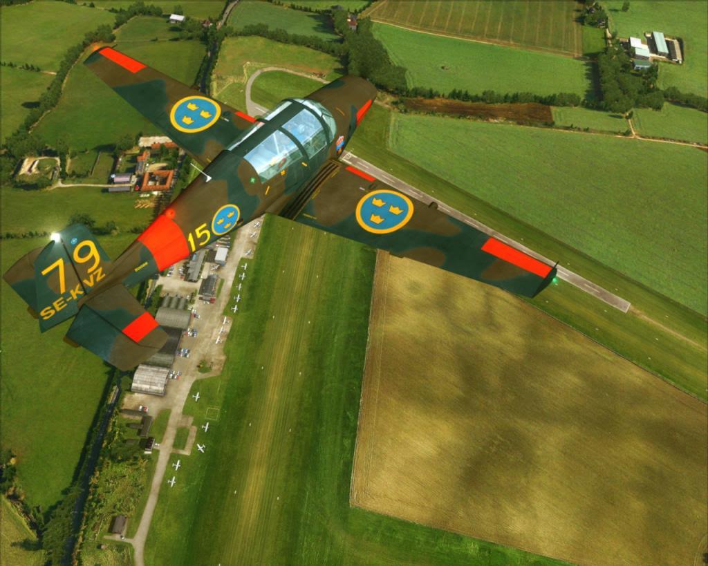 Stapleford Airfield 21-12