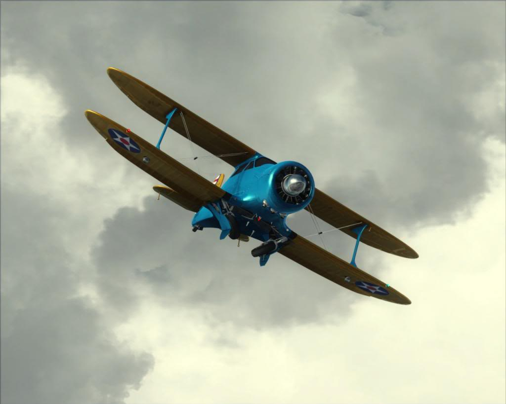 Staggerwing 21-18