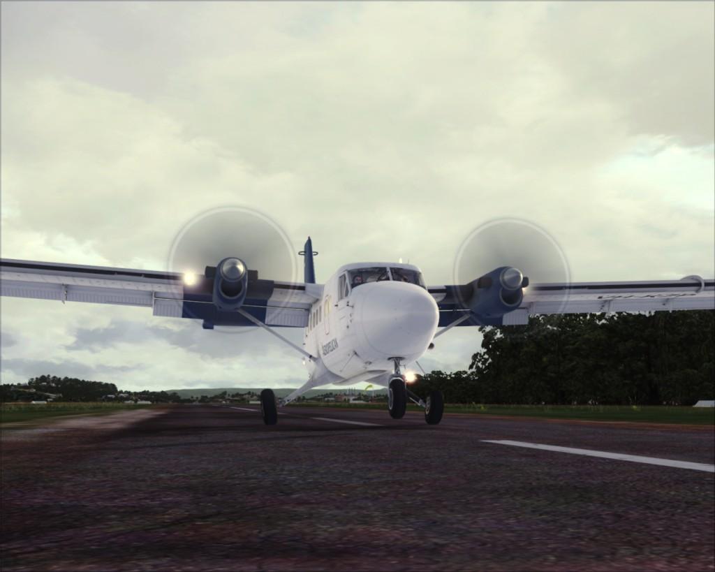 Wanervale to Aeropelican 21-22