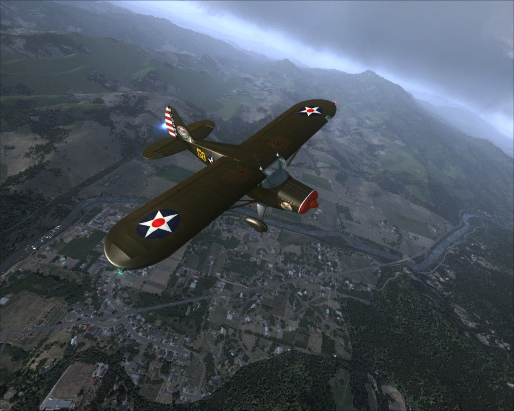 Hilltop Airstrip 21-32