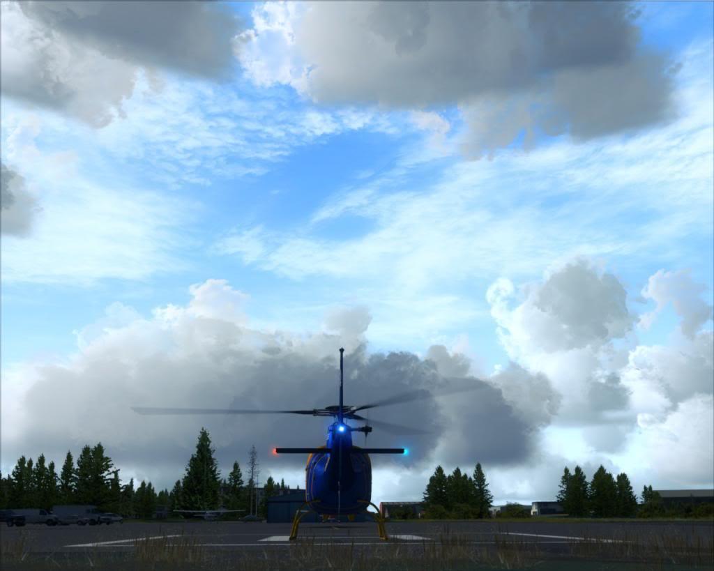 Novo brinquedo - AS350 21a
